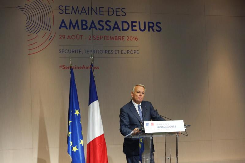 Closing speech by M  Jean-Marc Ayrault, French Ministry of