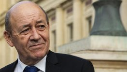Pakistan – Telephone conversation between Jean-Yves Le Drian and his (...)
