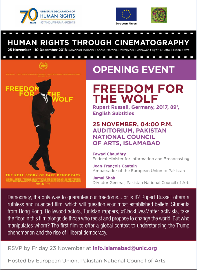 "4th edition of the Human Rights Film Festival ""Human Rights"